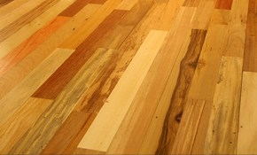 $400 for $500 of Hardwood Flooring Services!
