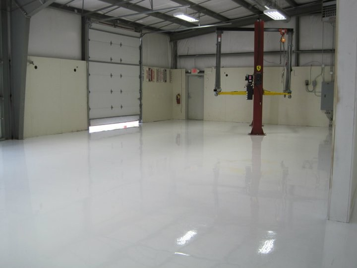 Columbus Garage Floor Coating Columbus Oh 43212