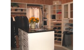 $199 for $500 Worth of Closet/Storage Shelving,...