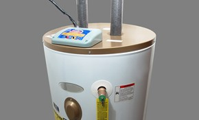 $150 for $300 Credit Toward Water Heater...