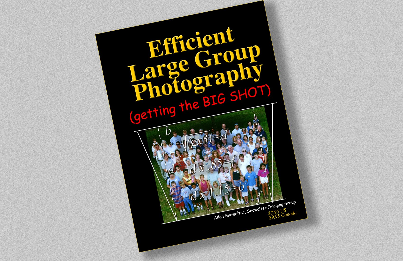 Large Group/Reunion Book Cover