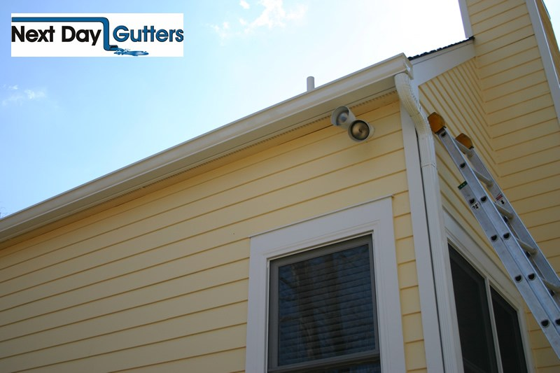 How to write a review on seamless gutter