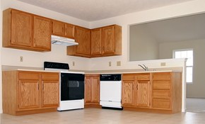 $2,500 for $5,000 Credit Toward Kitchen Cabinetry