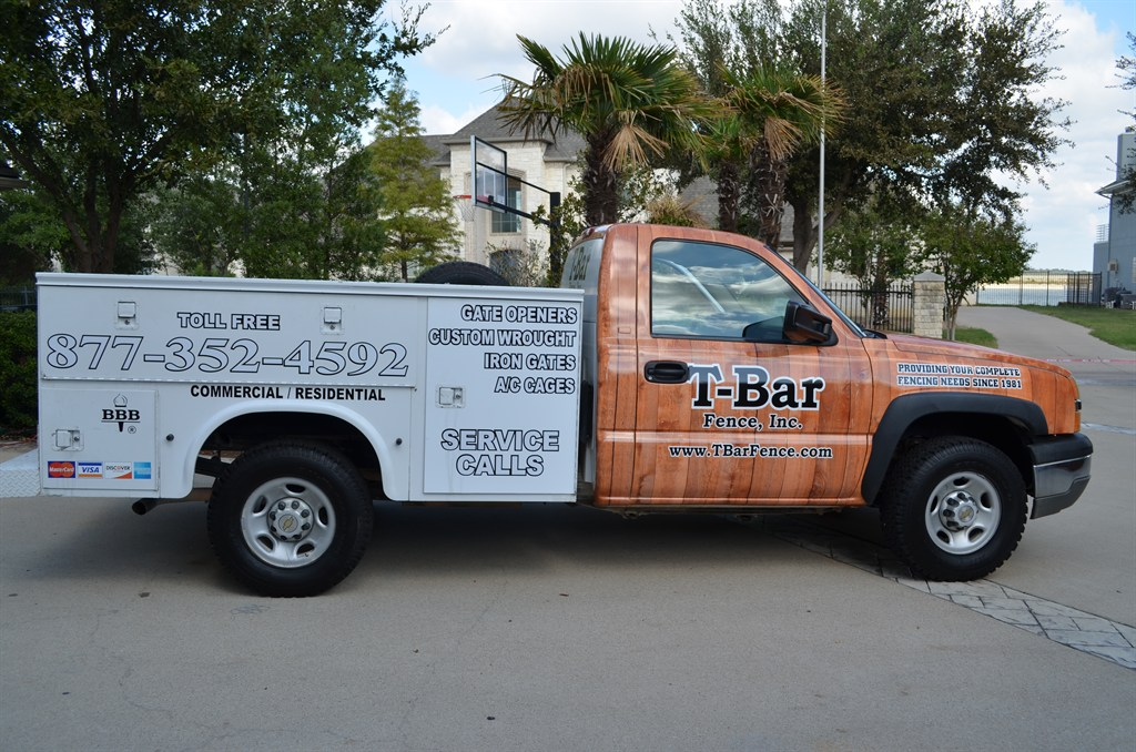 T Bar Fence Inc Arlington Tx 76001 Angies List