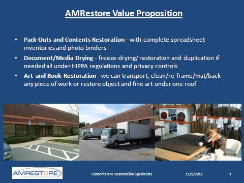 Value Proposition Slide 1