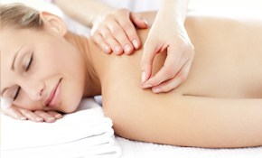 $55 for a 50 Minute Swedish Massage