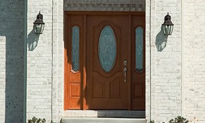 $1,889 for Steel or Fiberglass Entrance Door-...
