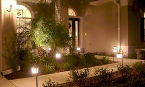 $285 for 2 Hours of Landscape Lighting Repair...