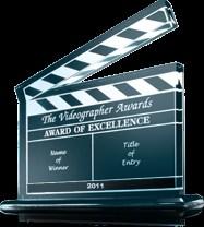 2010 & 2009 Videographer Award