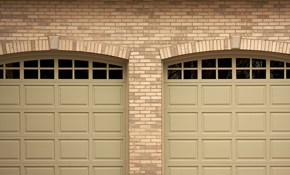 $149 Garage Door Tune-Up plus a free key-less...