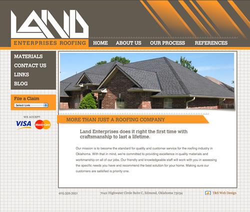 Land Enterprises Roofing