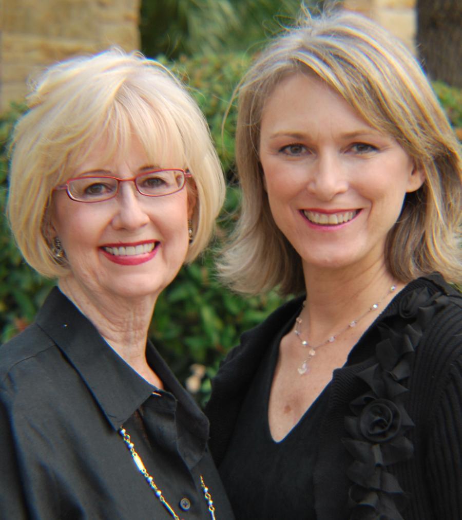Cerretha Rose and Heather Kight