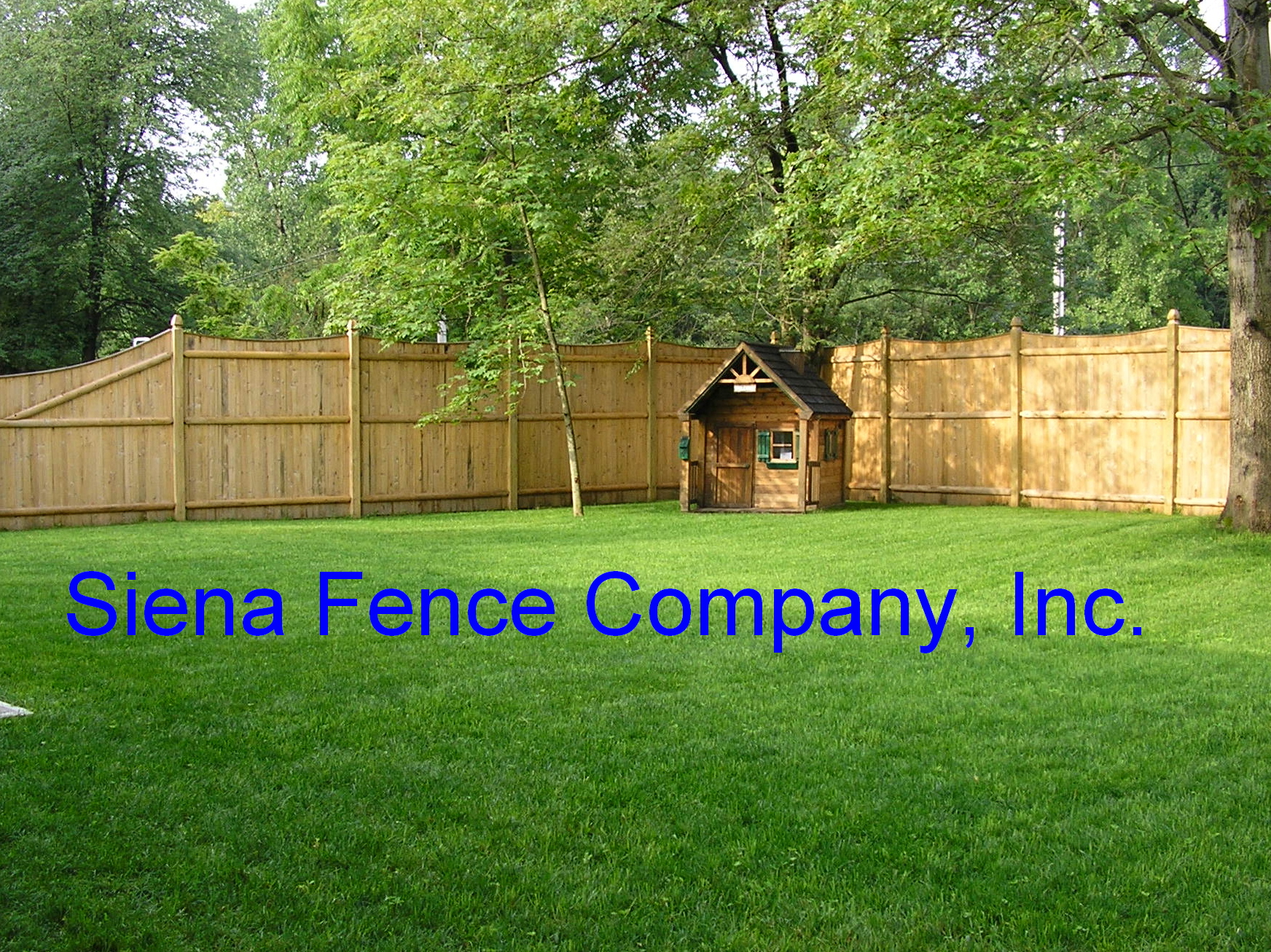 Siena Fence Co Inc Clifton Park Ny 12065 Angies List
