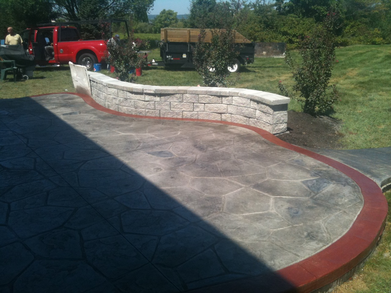 Color Stamp Concrete Inc. | Deptford, NJ 08096 | Angies List