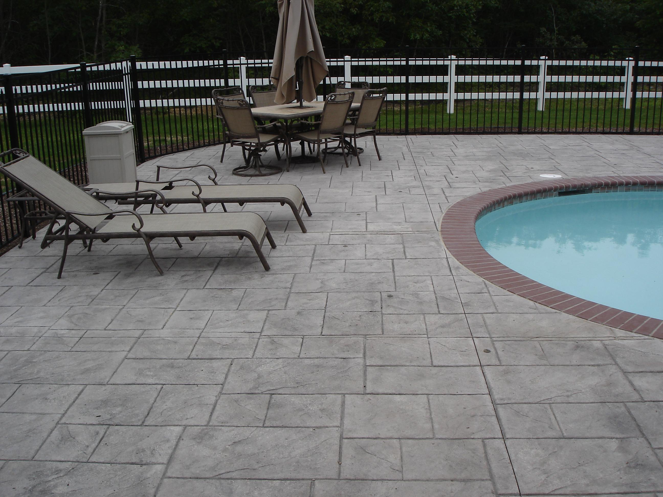 Color Stamp Concrete Inc Deptford Nj 08096 Angies List