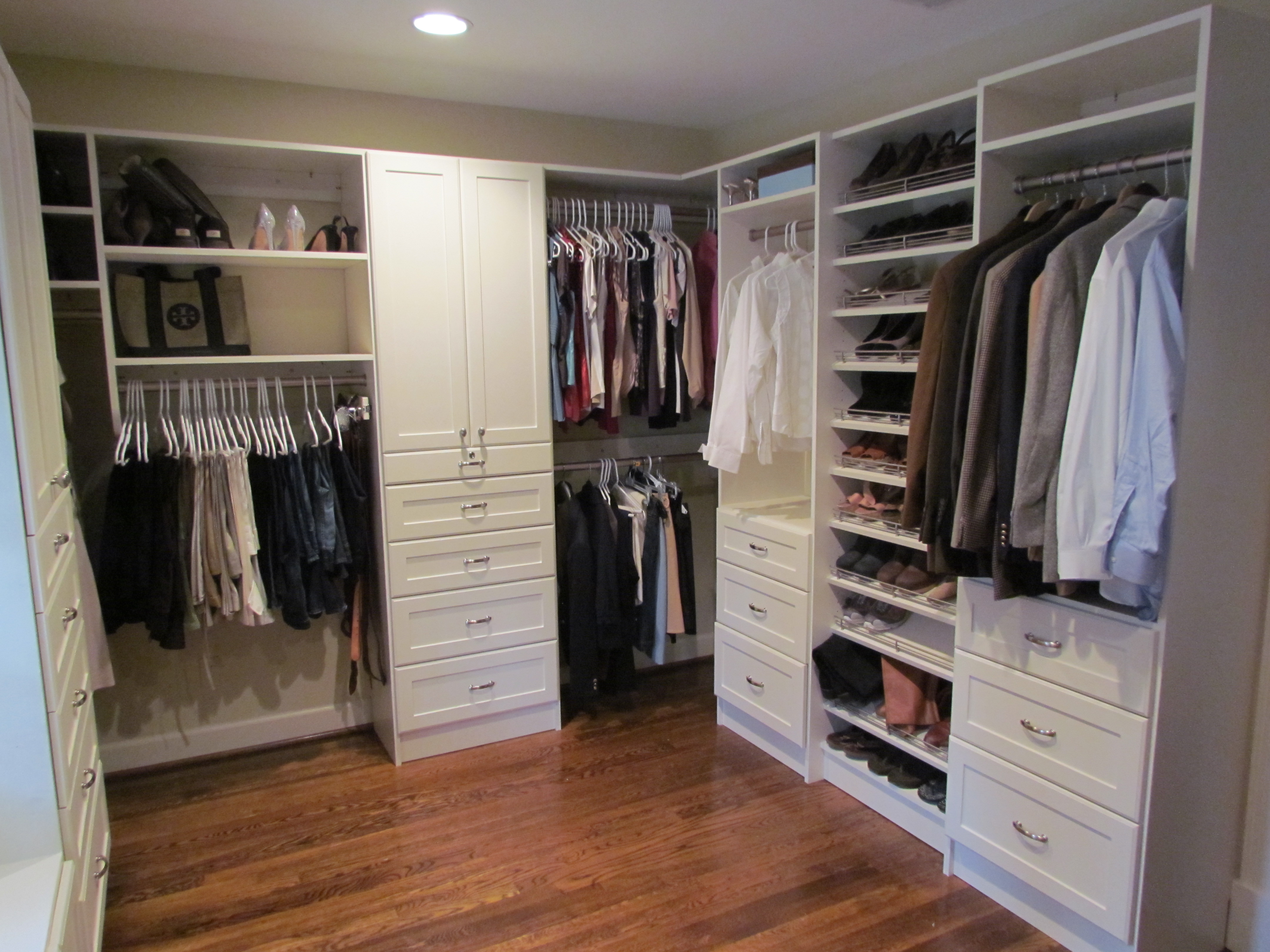 Atlanta closet storage solutions chamblee ga 30341 - Storage solutions for small closets ...