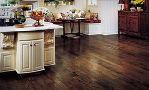 $175 for 100 sq. ft. of Hardwood Flooring...