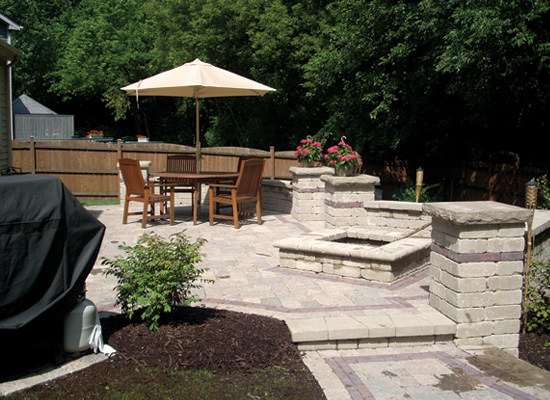 Pavestone Brick Paving Inc Des Plaines IL 60016
