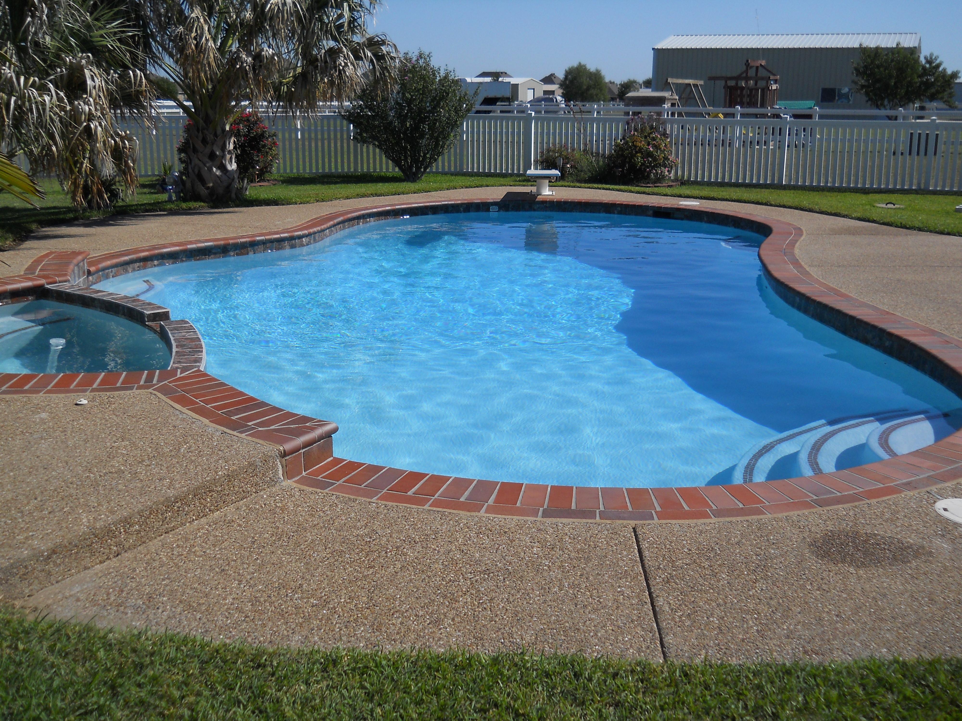 Calvary Custom Pools Justin Tx 76247 Angies List