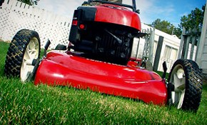 $93 for Lawn Mower Tune-Up