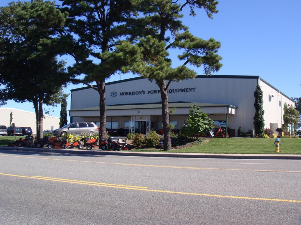 Morrison's Power Equipment Storefront