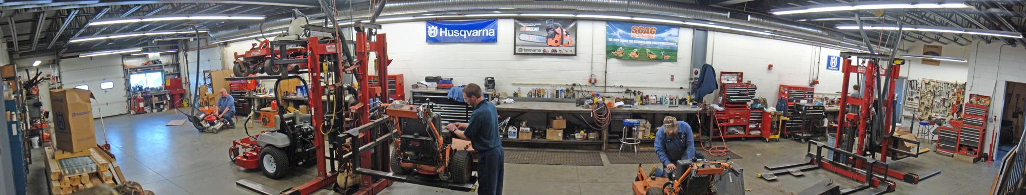 Morrison's Power Equipment Shop