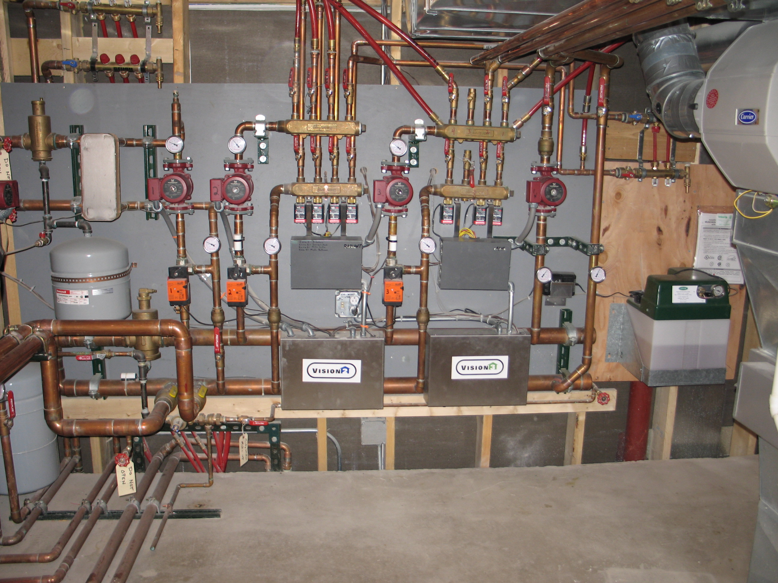 Ireland Heating & Air Conditioning Company Lake Forest IL 60045  #A35228