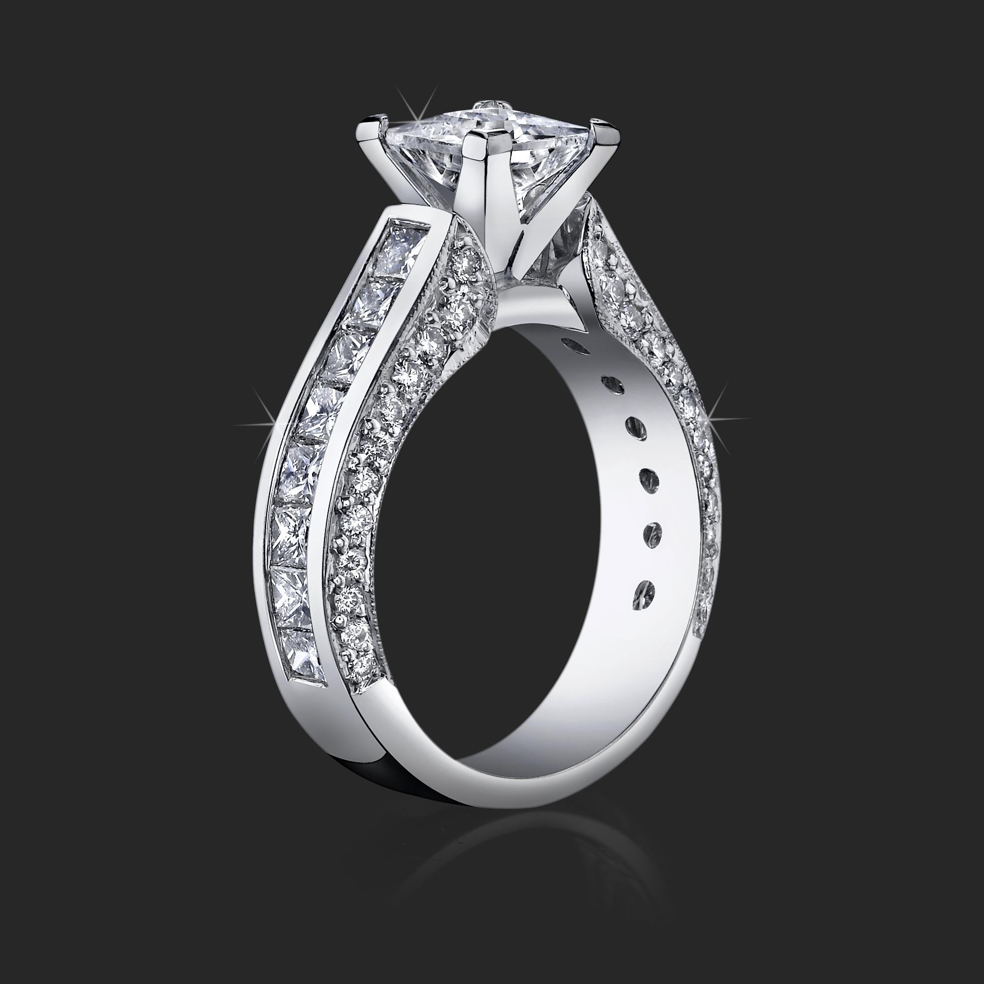Engagement Rings By Secret Diamond