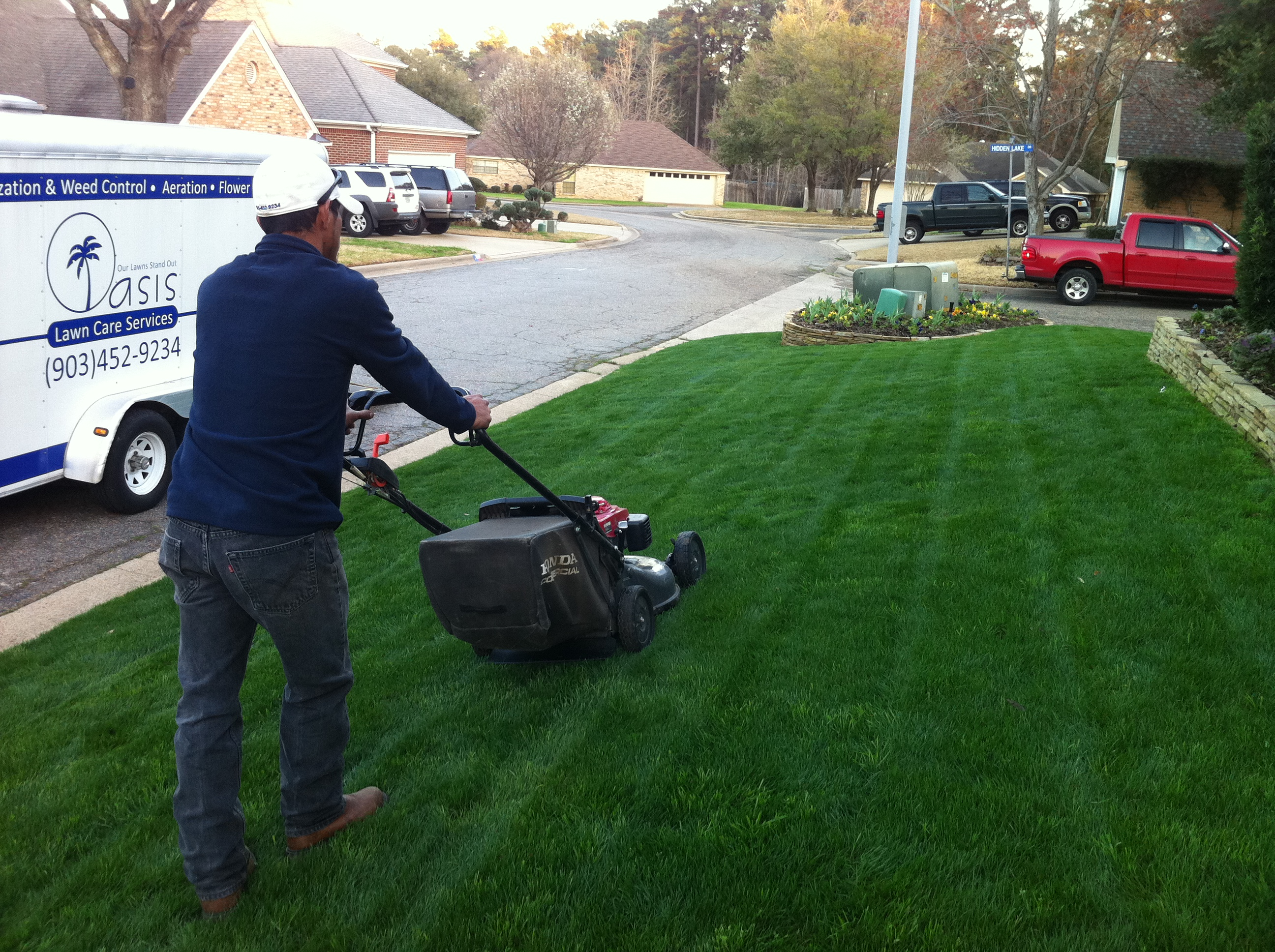 An Oasis Lawn Care Longview Tx 75615 Angies List