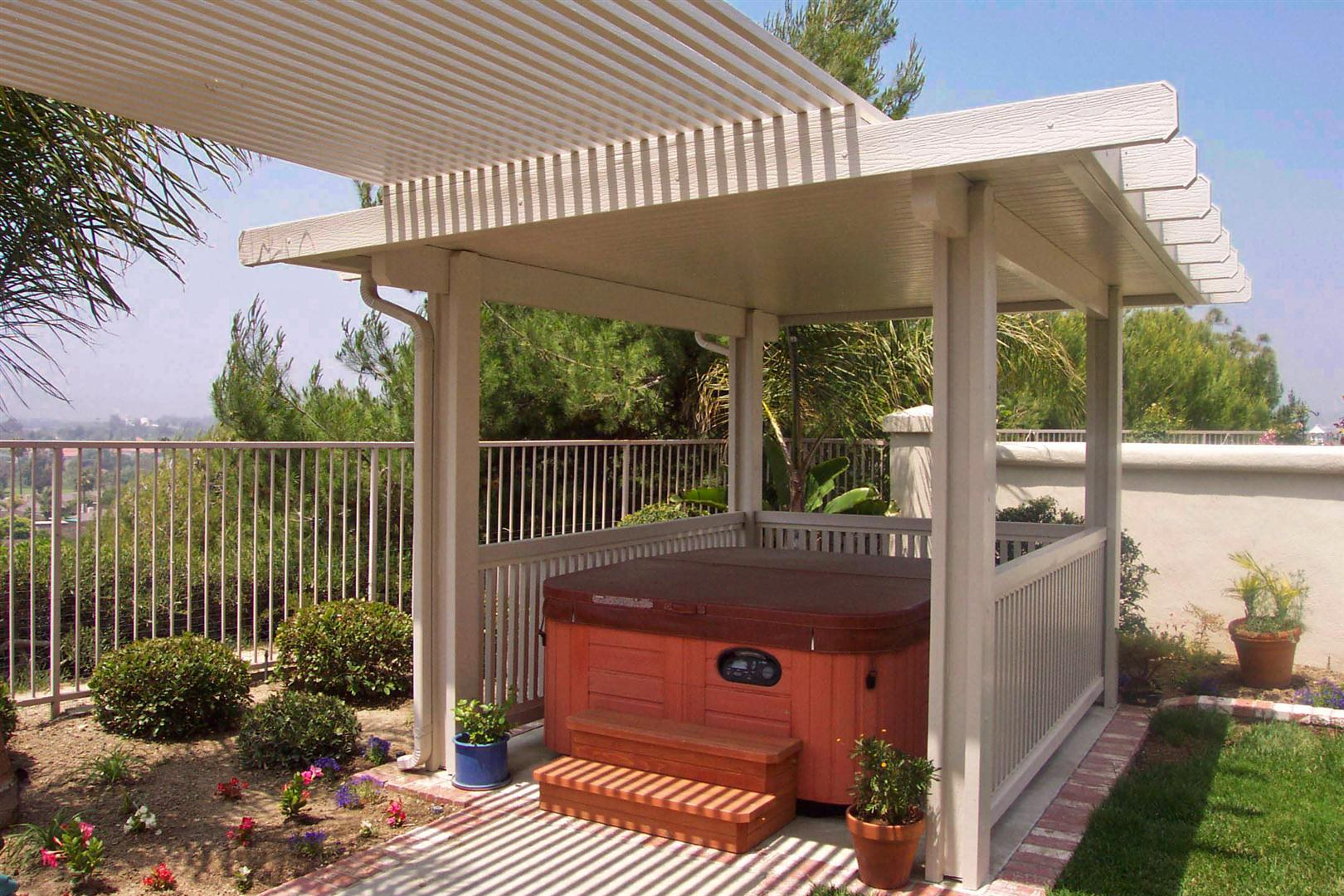Combo Patio Cover