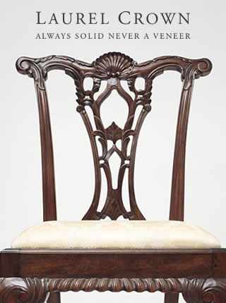 Chippendale Shell-Back Chair