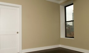 $263 for Interior Trim, Door & Baseboard...