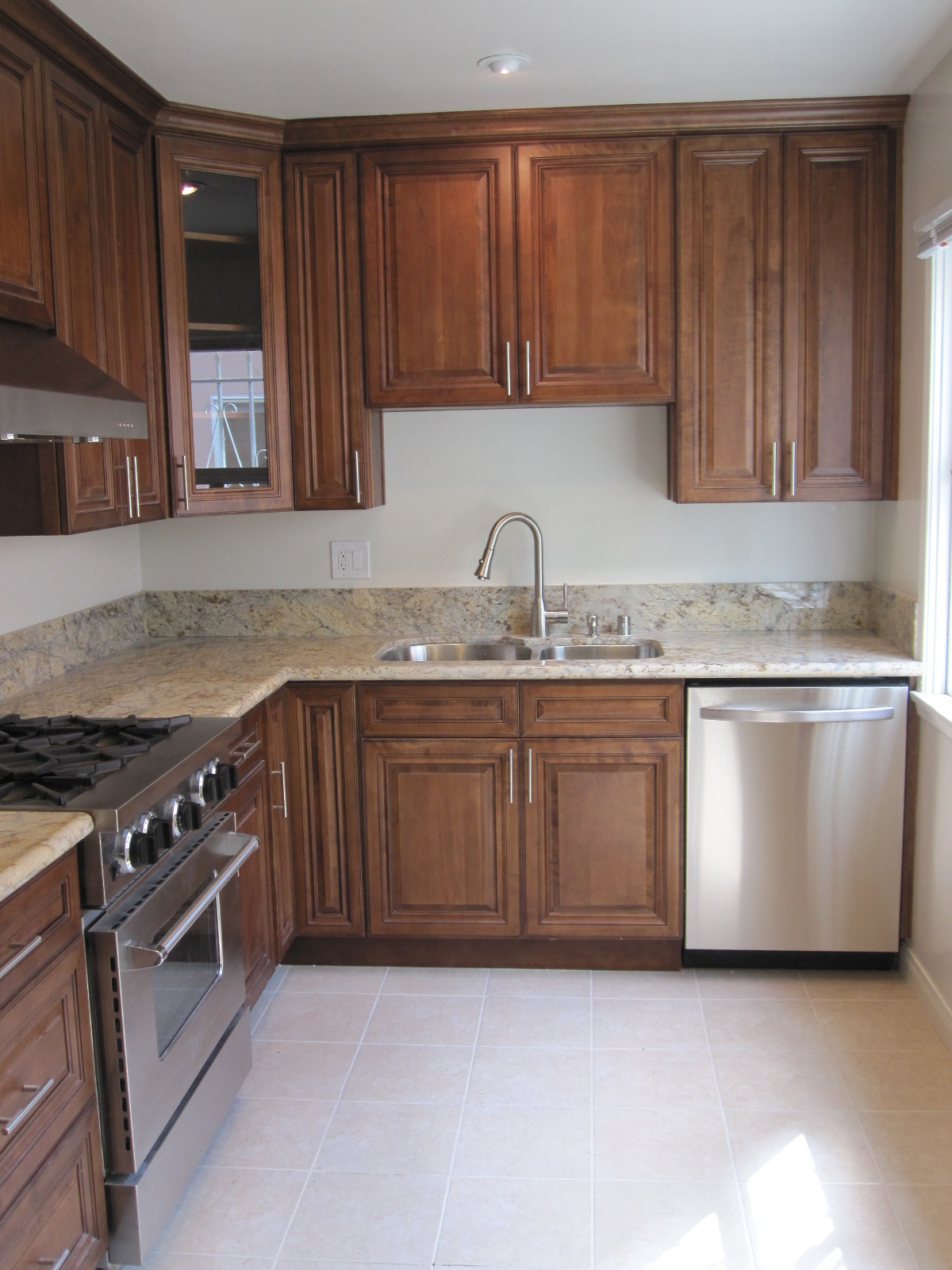 Complete Kitchen Remodel in Pasadena, CA