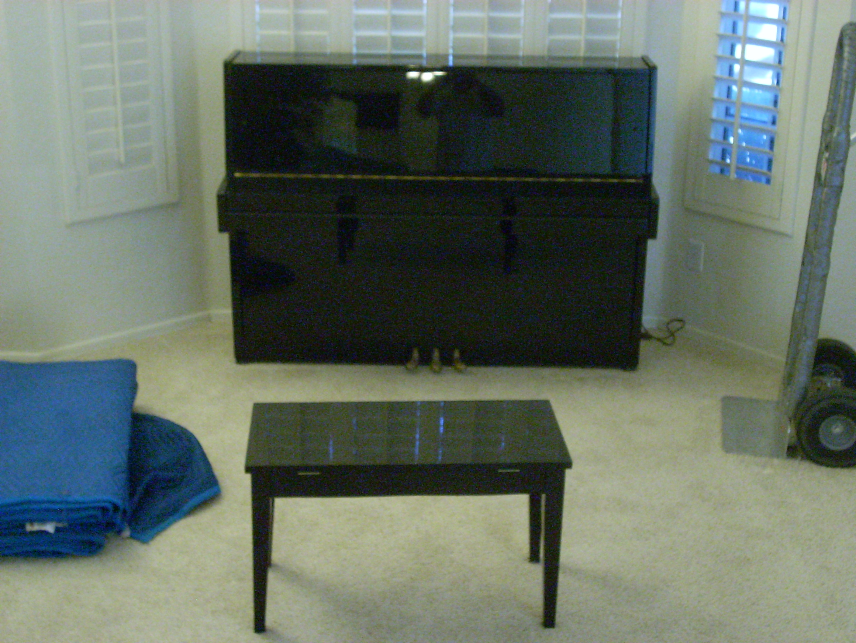 Piano Move