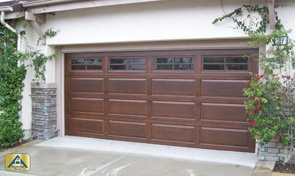 How To Paint Plastic Window Panels Garage Door