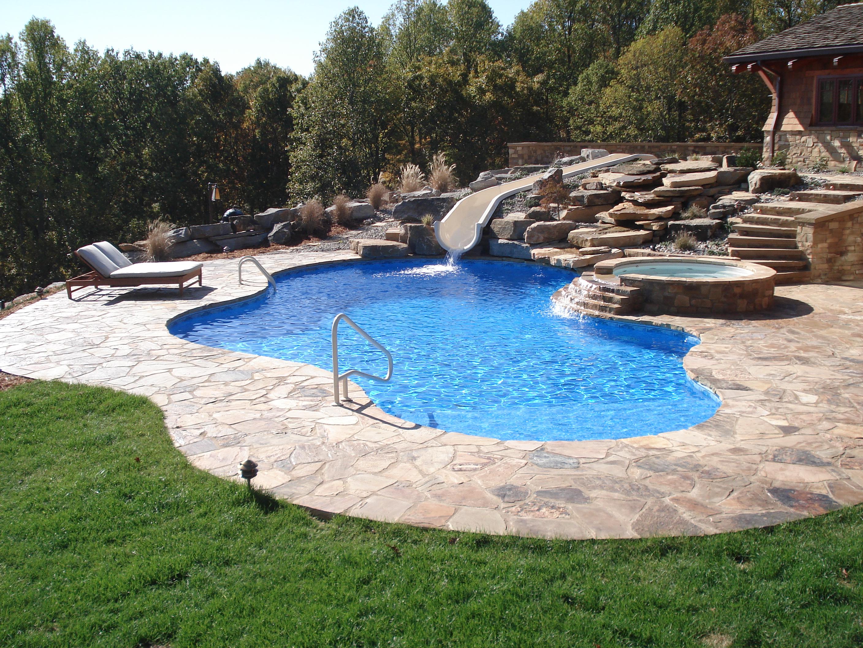 Vinyl swimming pools on pinterest vinyl pool swimming for Vinyl swimming pool