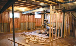 $7,499 for Basement Finishing or Remodeling,...
