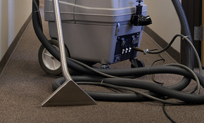 $119 for 4 Areas of Carpet Cleaning