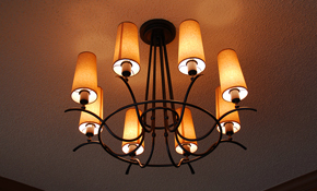 LIGHT FIXTURE REPLACEMENT - ONLY $80!