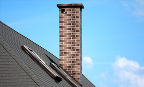 $149 for Wood/Pellet Stove Flue Sweep and...