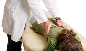 $120 for Chiropractic Exam, Consultationm,...