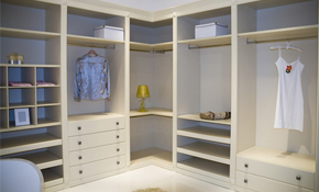 $450 for $500 Worth of Closet/Storage Shelving...