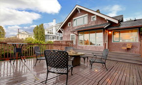 $250 for $500 Credit Toward Trex Deck Installation