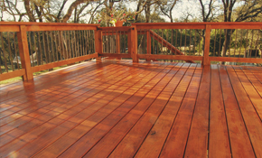 $249 for $1,000 Toward New Deck Installation