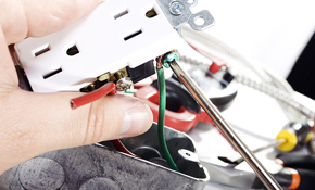 $42.50 for an Electrical Service Call/Dignostic