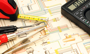 $59 for an Electrical Service Call Plus Credit...