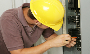 $1,100 for an Electrical Breaker Panel Replacement