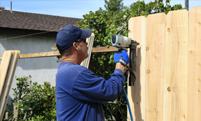 $225 for a Complete Fence Maintenance Package