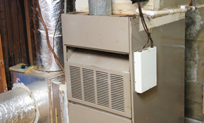 $48 for a Furnace or Heat Pump or Geothermal...
