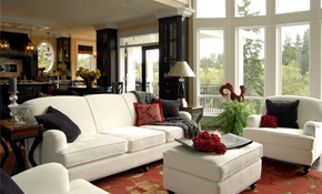 $299 for 2 Hours of Interior Design or Home...